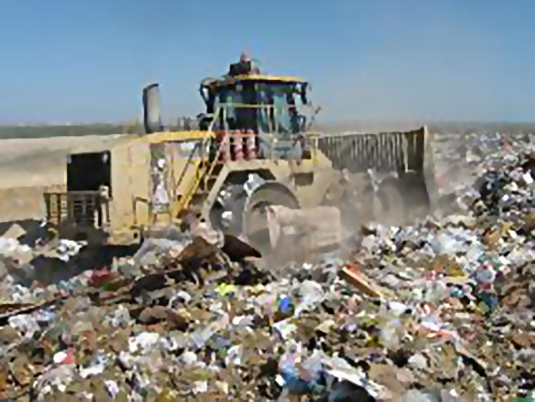 From Garbage Collection To The Landfill